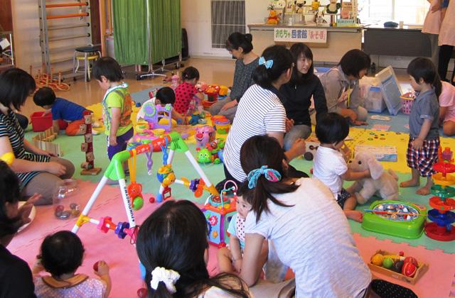 おもちゃ図書館「あ・そ・ぼ」(社協)