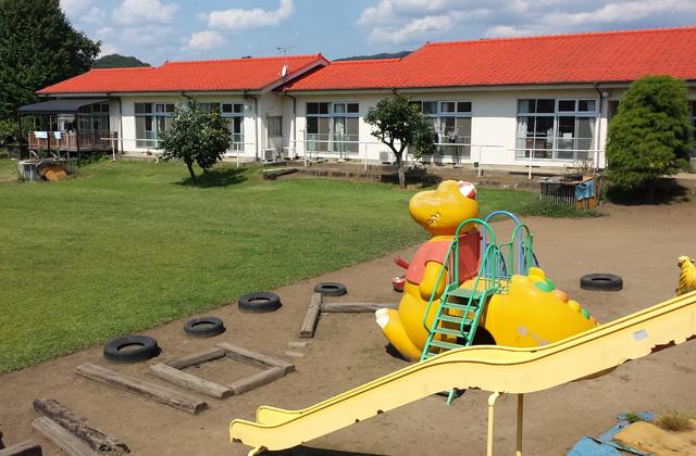 児童養護施設 誉田養徳園